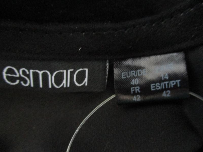 Платье под замшу с молнией на спинке esmara - Фото 9