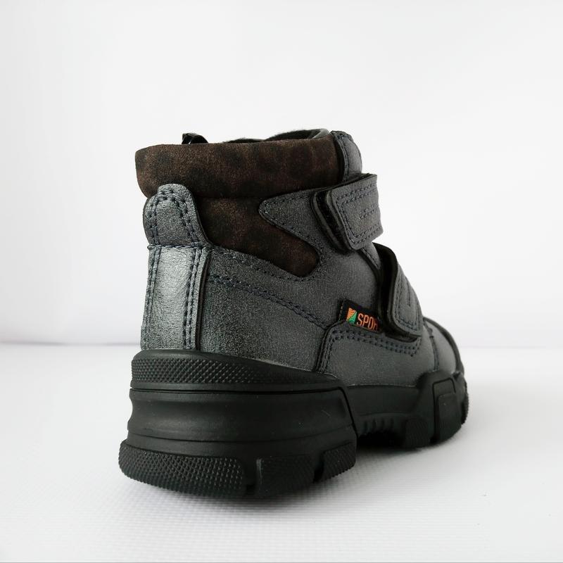 Демисезонные ботинки мальчикам - Фото 3