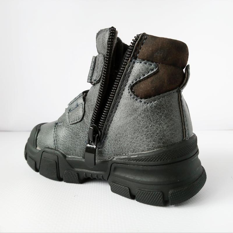 Демисезонные ботинки мальчикам - Фото 4
