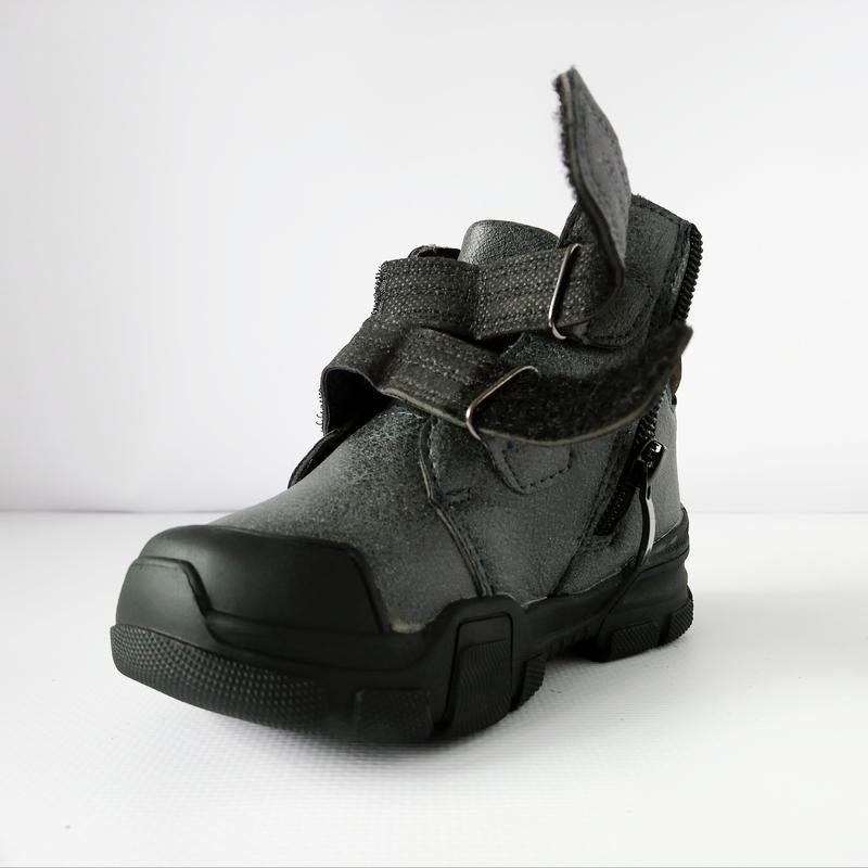 Демисезонные ботинки мальчикам - Фото 5