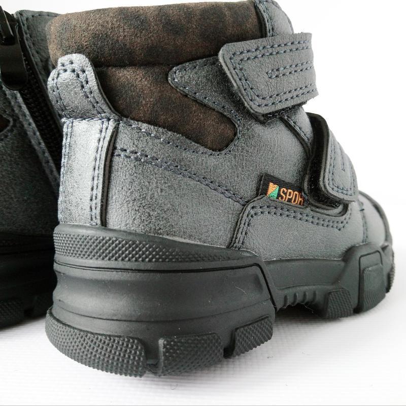 Демисезонные ботинки мальчикам - Фото 8