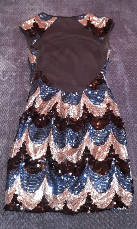 Плаття в паєтки - Фото 2