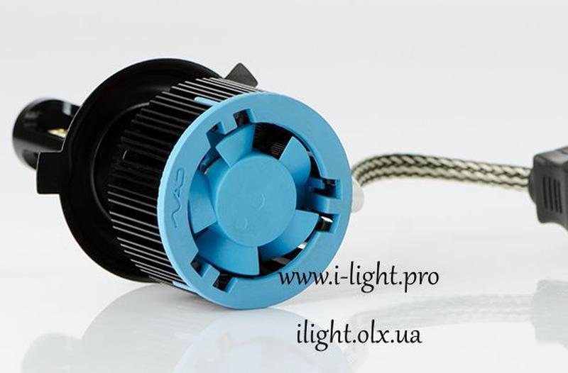 S5 H4 Светодиодные автомобильные LED автолампы H1 H7 лед ксенон - Фото 4