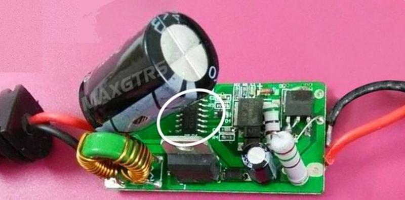 Электронные обманки для светодиодных LED ламп ксенона CANBUS л... - Фото 3