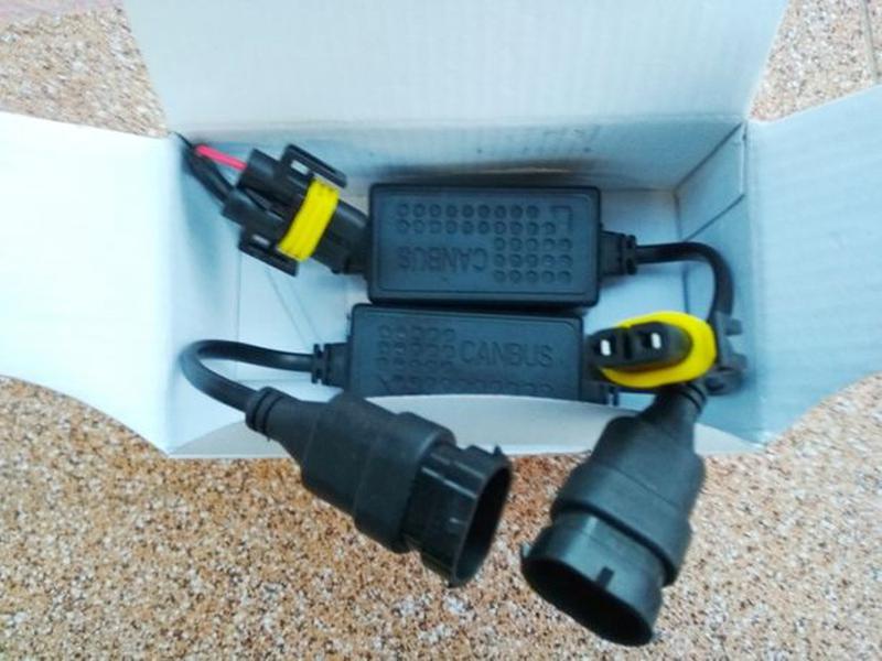 Электронные обманки для светодиодных LED ламп ксенона CANBUS л... - Фото 5