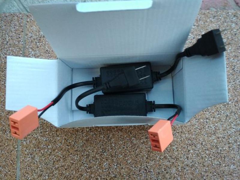 Электронные обманки для светодиодных LED ламп ксенона CANBUS л... - Фото 6