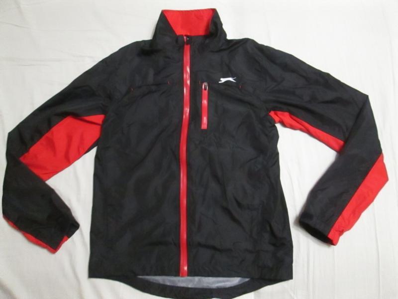 Куртка ветровка slazenger размер s