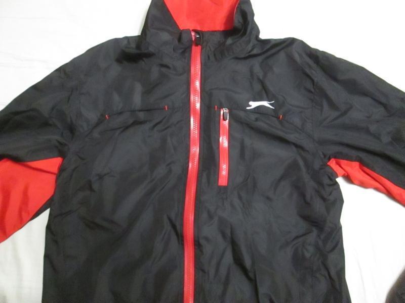 Куртка ветровка slazenger размер s - Фото 2