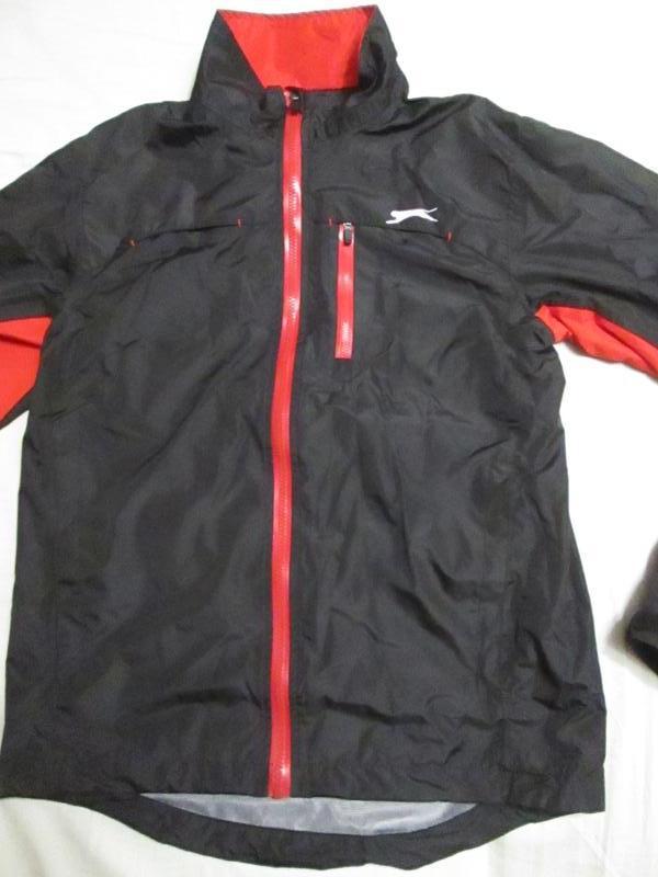 Куртка ветровка slazenger размер s - Фото 3