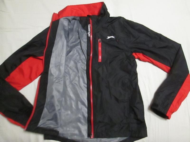 Куртка ветровка slazenger размер s - Фото 4