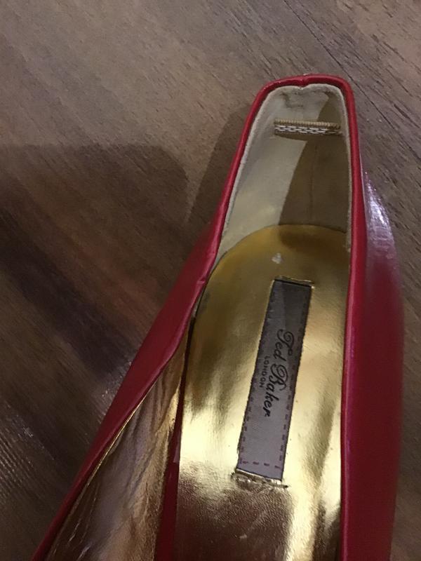 Красивые брендовые лаковые туфли - Фото 6
