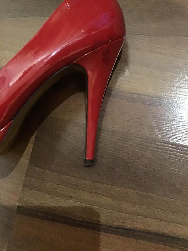 Красивые брендовые лаковые туфли - Фото 7