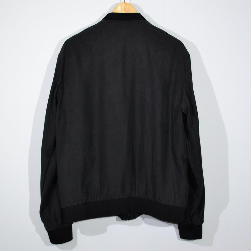 Куртка бомбер cos silk bomber - Фото 2