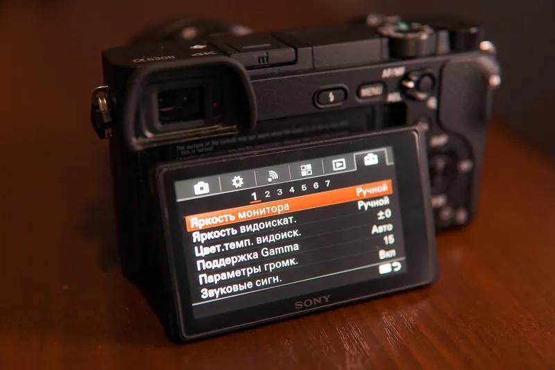 Sony A6300 16-50mm Kit - Фото 6