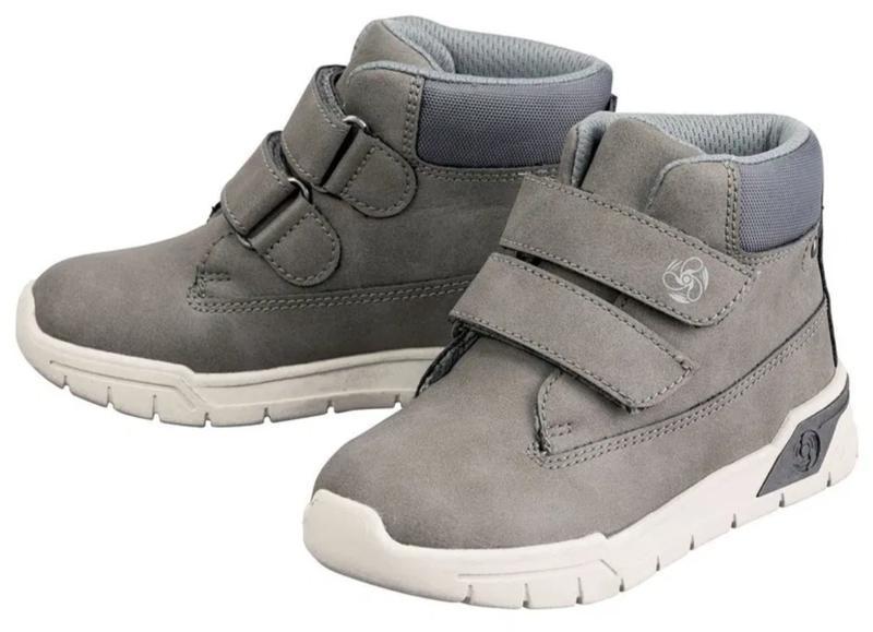 Демисезонные ботинки lupilu, air & fresh, германия, дышащие