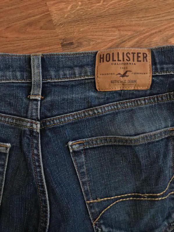 Джинсы от Hollister - Фото 7