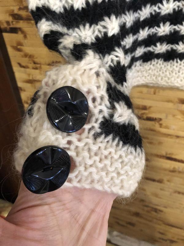 Брендовая кофта свитер пуловер by malene birger мохер - Фото 4