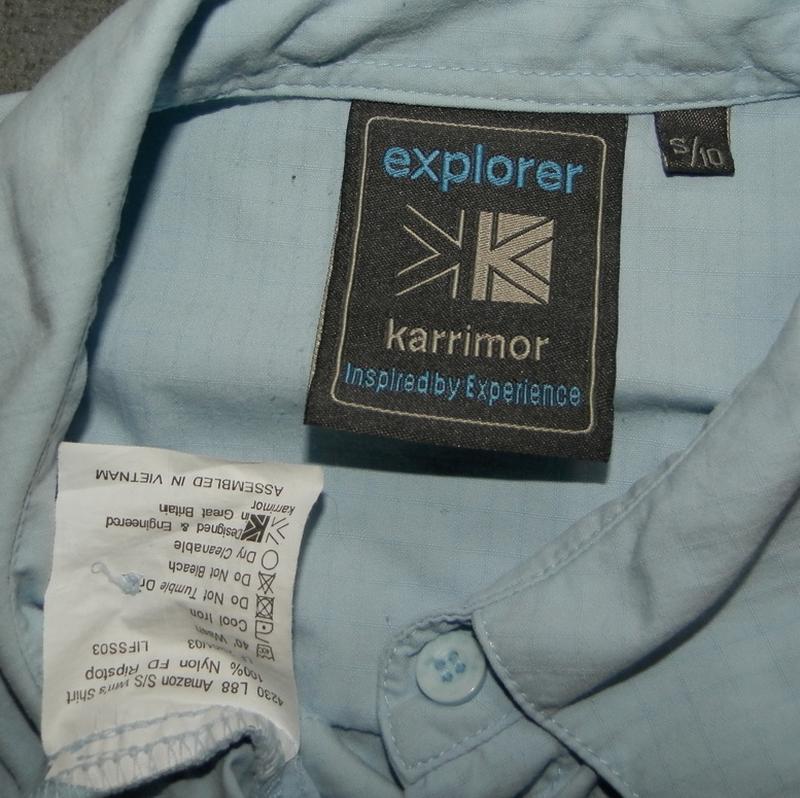 Рубашка karrimor (s) - Фото 6