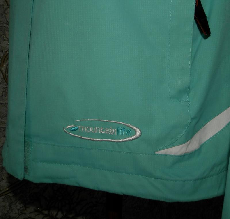 Штормовая куртка mountainlife 12р - Фото 6