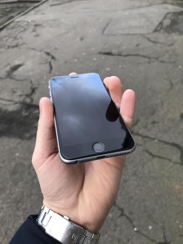 Apple iPhone 6s 32Gb Space Gray Гарантия/Отправка по Украине - Фото 2