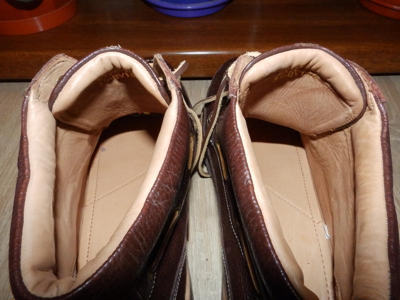Ботинки топсайдеры boots samuel windsor - Фото 6