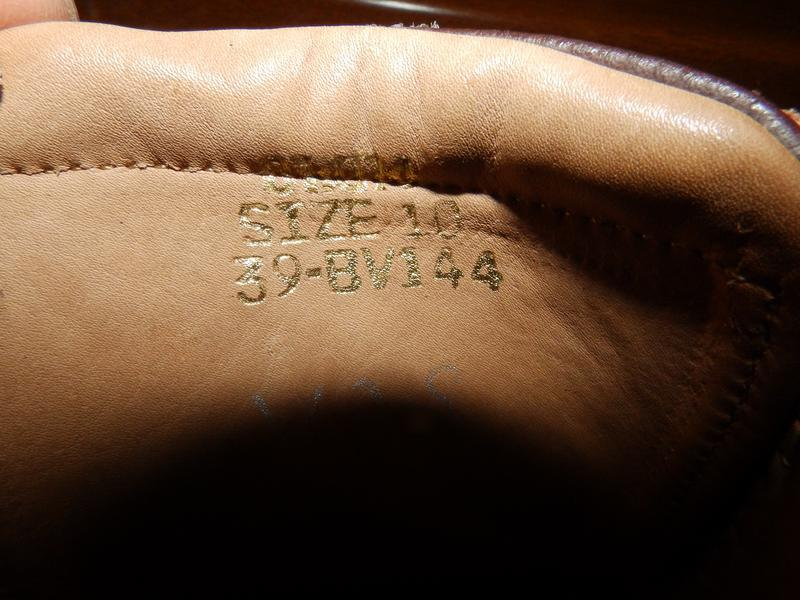 Ботинки топсайдеры boots samuel windsor - Фото 7