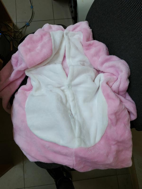 Пижама кигуруми хрюша свинья поросенок - Фото 4