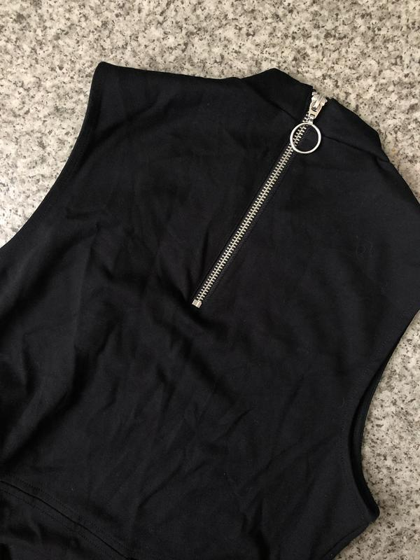 Платье с колечком сзади - Фото 5