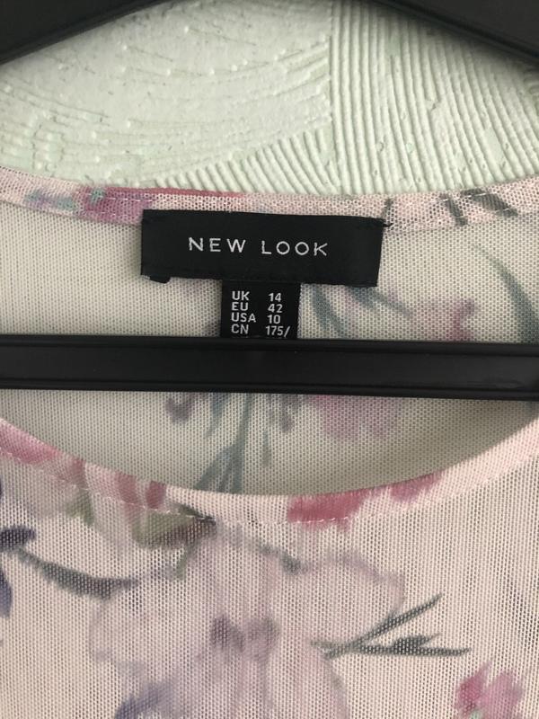 Блуза сетка - Фото 2