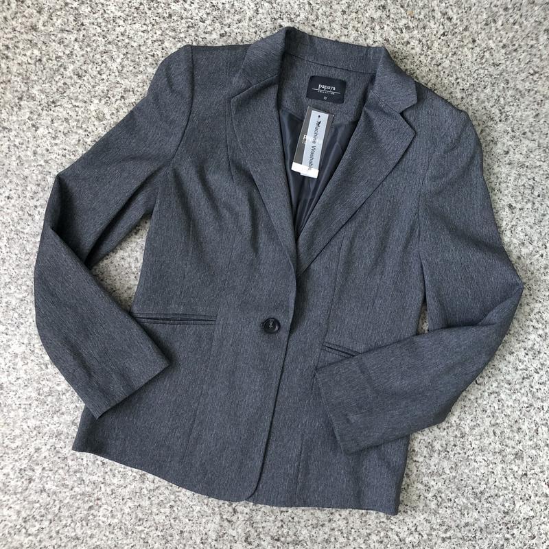 Новый пиджак жакет