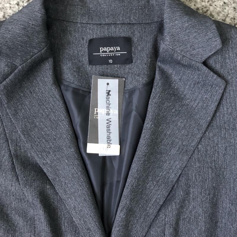 Новый пиджак жакет - Фото 3