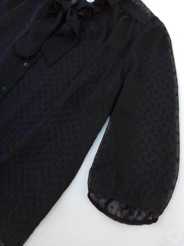 Шикарная романтическая блуза. размер 16 - Фото 2