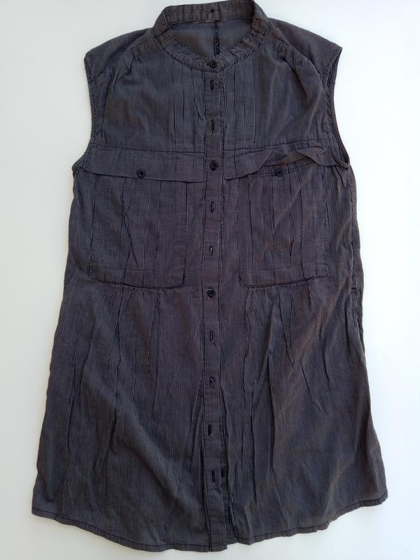 Туника-платье - Фото 2