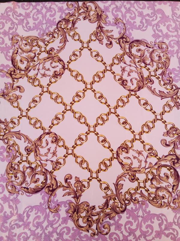 Качественный винтажный новый платок от primark