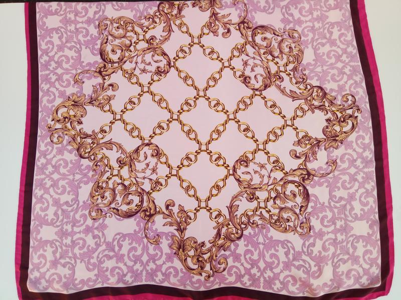 Качественный винтажный новый платок от primark - Фото 2