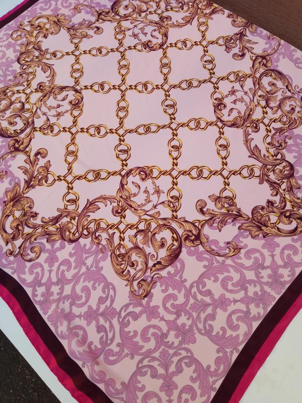 Качественный винтажный новый платок от primark - Фото 4
