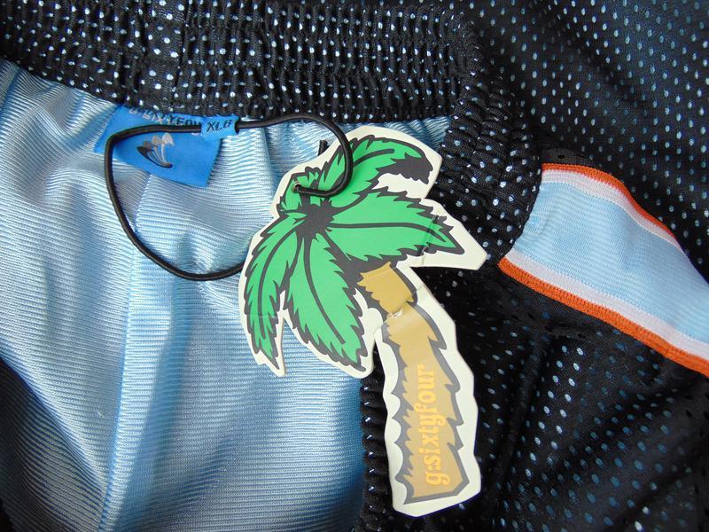 Пляжные шорты g sixtyfour сток - Фото 5