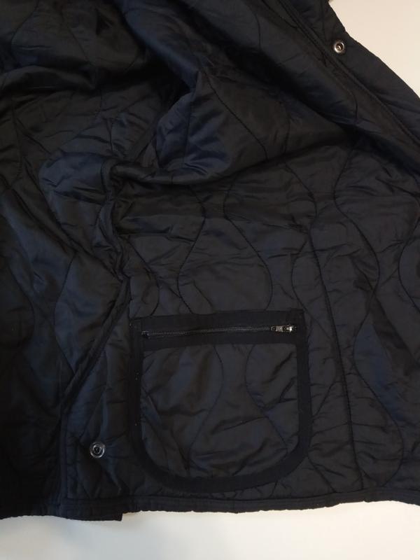 Barbour liddesdale куртка стеганка - Фото 9