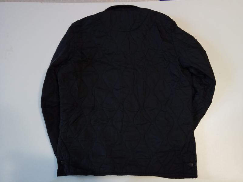 Barbour liddesdale куртка стеганка - Фото 10