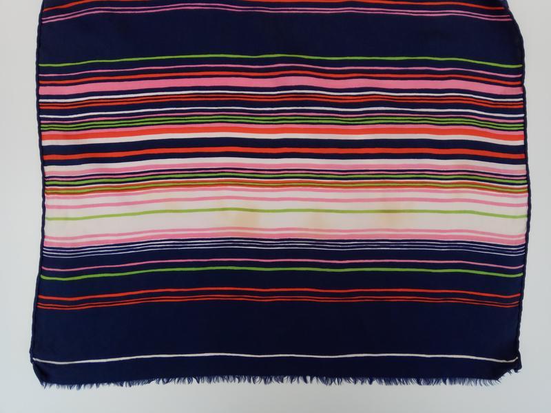 Шикарный фирменный шарф christian dior - Фото 5