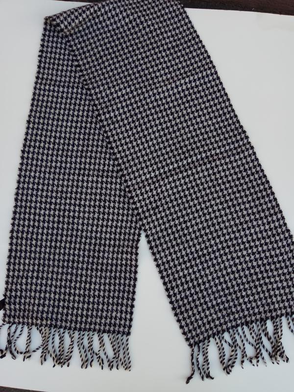 Шерстяной шарф, супер теплый arnaldo bassini - Фото 4