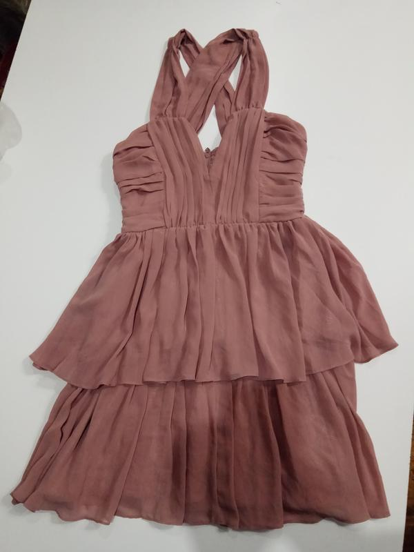 Красивое платье. h&m. размер 8, 12