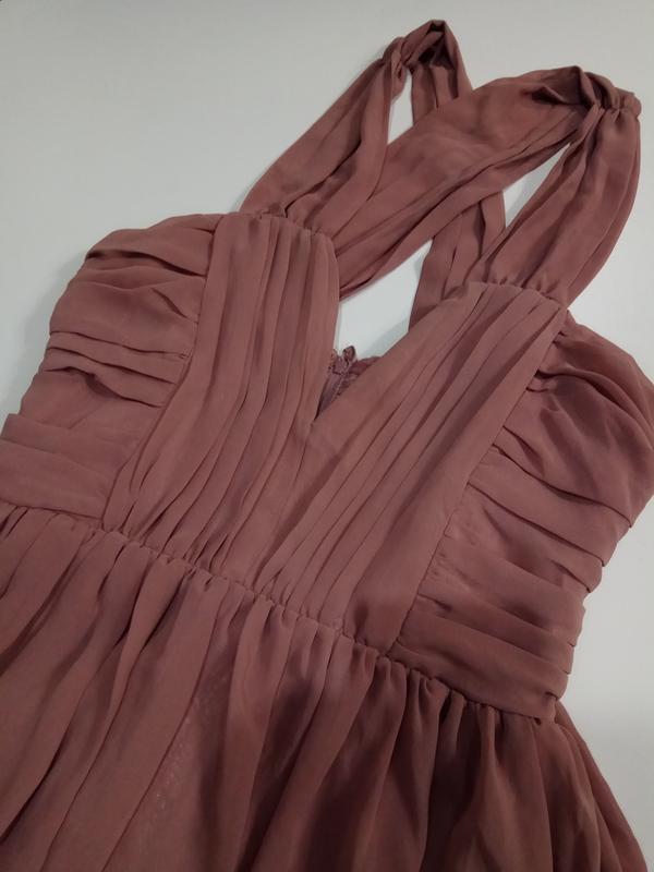 Красивое платье. h&m. размер 8, 12 - Фото 2
