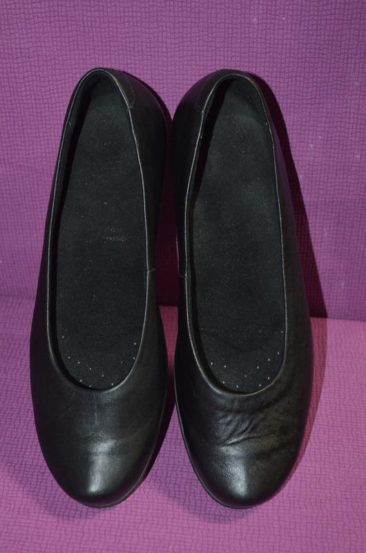 Кожаные туфли vivo - Фото 2