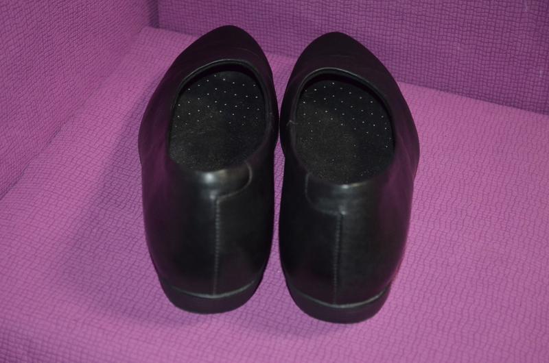 Кожаные туфли vivo - Фото 3
