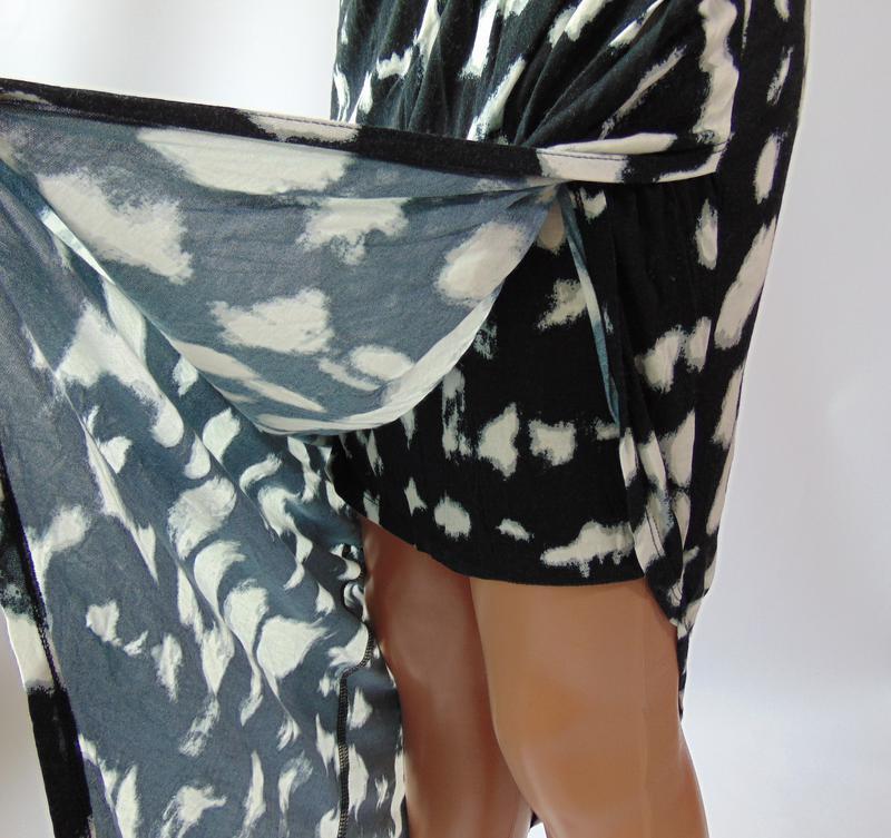 Асимметричная юбка f&f ladies skirt - Фото 4