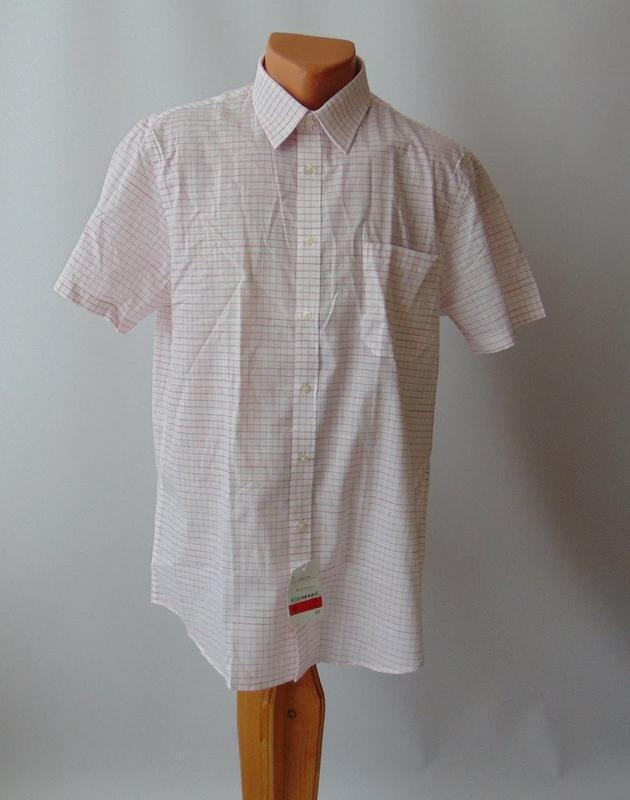 Рубашка в клетку canda c&a