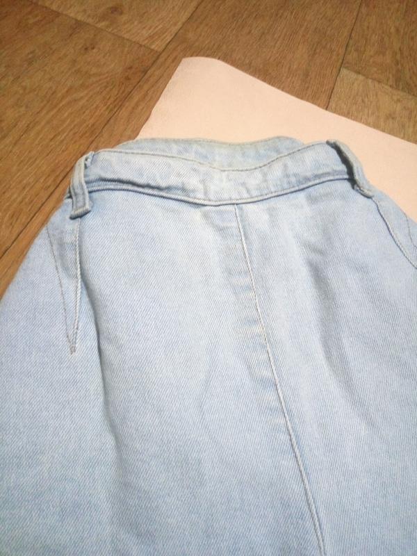 Винтажные джинсы lee gossip бананы - Фото 3