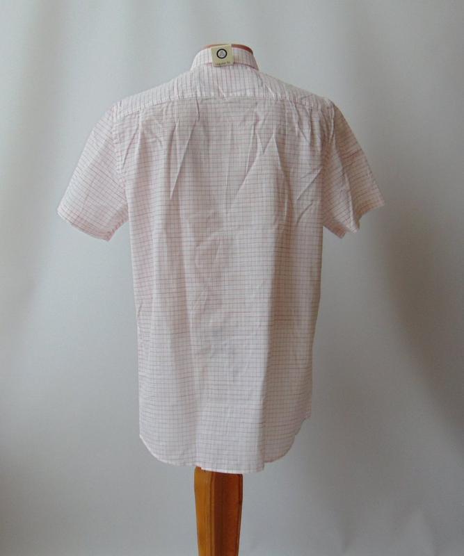 Рубашка в клетку canda c&a - Фото 2