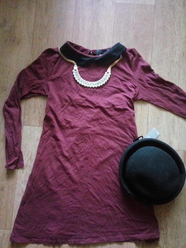 Осеннее платье - Фото 2